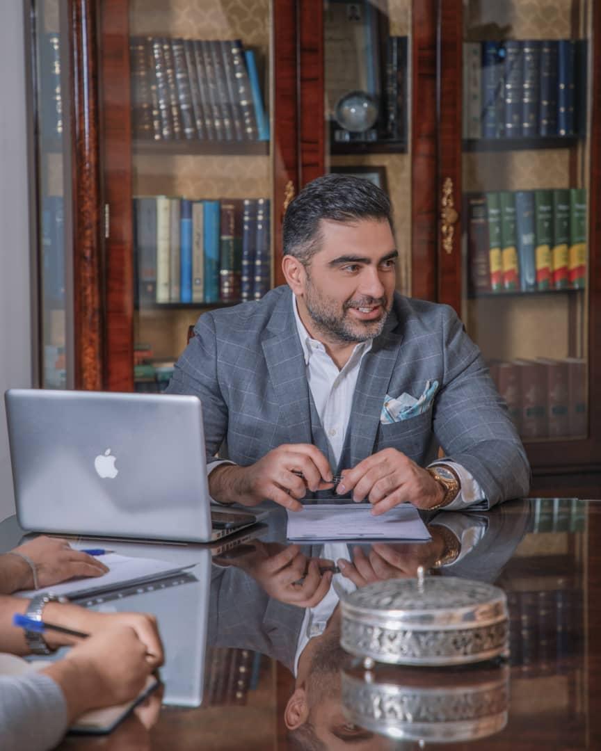 دکتر سید امیرحسین بحرینی |قبول دعاوی بازرگانی | انتخابات هیات مدیره کانون وکلا