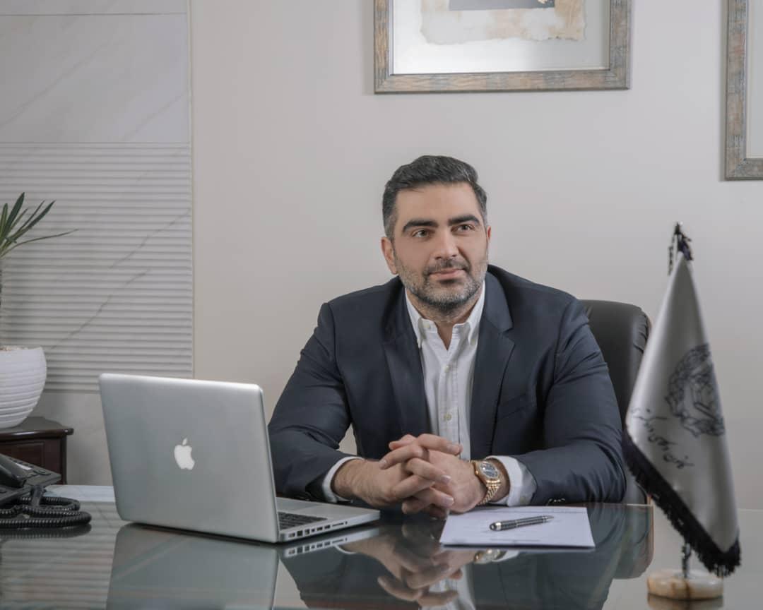 کاندیدای کانون وکلا | دکتر امیر حسین بحرینی | دکتر بحرینی