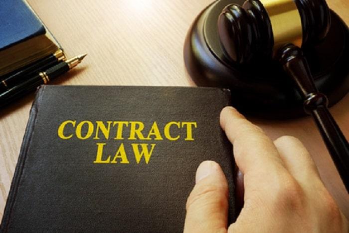 مشاوره عقد قرارداد