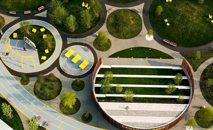 قوانین گسترش فضای سبز