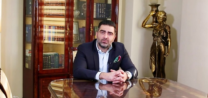 دکتر امیرحسین بحرینی