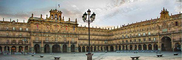 قدیمی ترین دانشگاه اروپا در سالامانکا اسپانیا