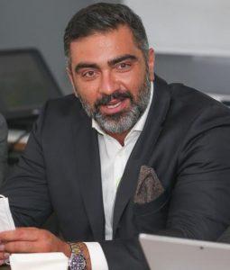 دکتر سید امیرحسین بحرینی